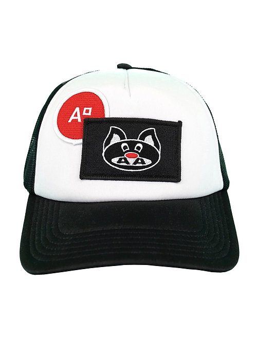 "CAP ""TRUCKER BLACK"""