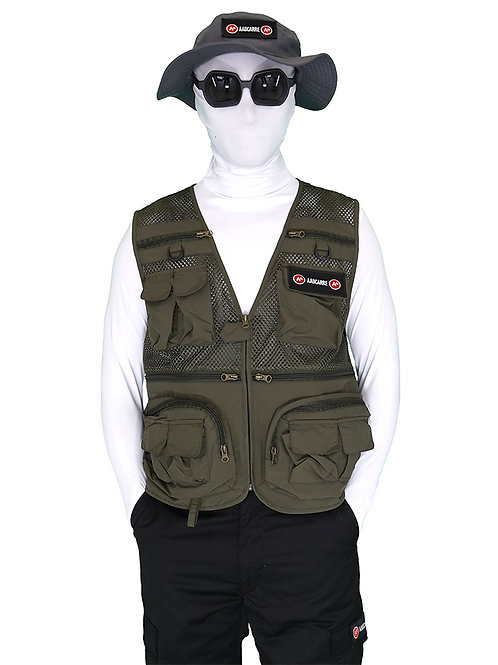 JACKET TACTICAL MILITARY GREEN
