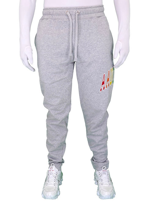 PANTS JOGGING UNIVERSITY HEATHER GREY