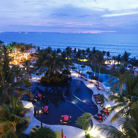 Top resorts in Bali (based on ten trustworthy websites)