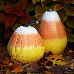 candy cone pumpkin