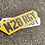 Thumbnail: 4d laser lambo shaped plates (PAIR) road legal