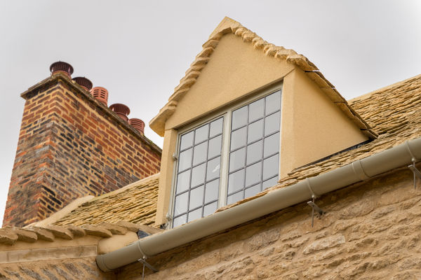 Cotswold Cottage Dormer Gable