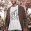 Thumbnail: The calling - Oracle Girl - Unisex organic cotton t-shirt