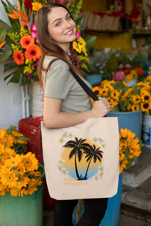 Higher frequency - Eco Tote Bag