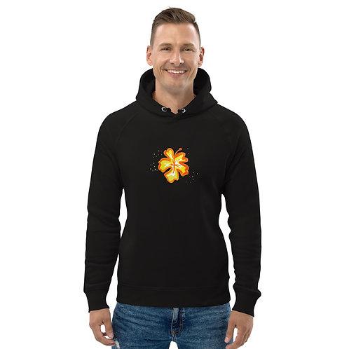 Hibiscus - Unisex eco pullover hoodie