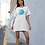 Thumbnail: Waves - Organic cotton t-shirt dress