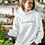 Thumbnail: Just relaxing - OG - Unisex Organic Cruiser Hoodie White
