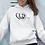 Thumbnail: Love - Oracle Girl - Unisex essential eco hoodie