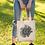 Thumbnail: Passiflora - Organic Cotton Tote Bag