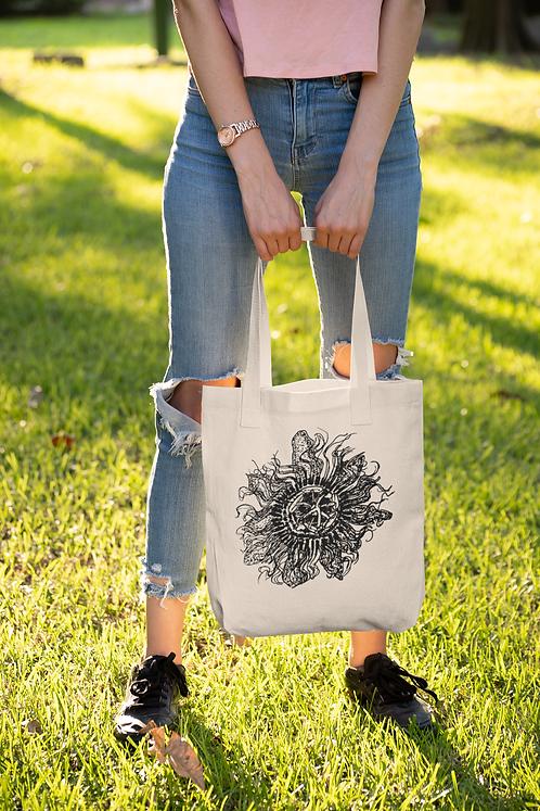 Passiflora - Organic Cotton Tote Bag