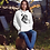 Thumbnail: Earth changes are coming - Oracle Girl - Unisex essential eco hoodie