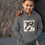 Thumbnail: Save the wolf - Kids Hoodie