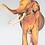 Thumbnail: I Love Elephants! - Kids Hoodie