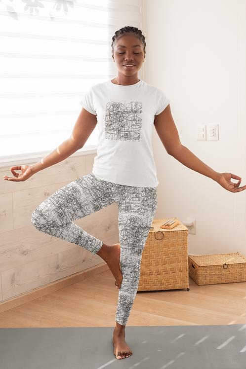 Noise - Yoga Leggings