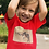 Thumbnail: Why did the camel leave the party early? - Kids Softstyle Tee