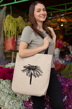 mockup-of-a-girl-with-a-tote-bag-at-a-fl