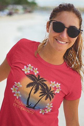 smiling-lovely-woman-wearing-a-t-shirt-m