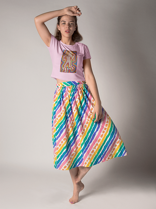 Let's dance - Kids Softstyle Tee