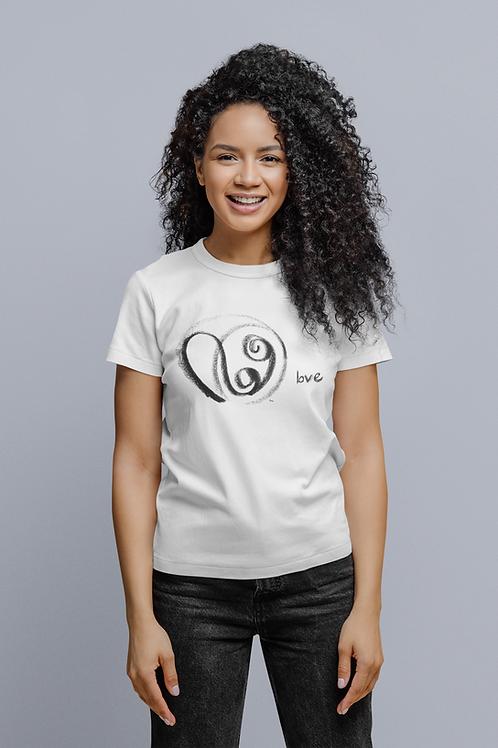 Love - Oracle Girl - Unisex Organic Regular Fit T-shirt