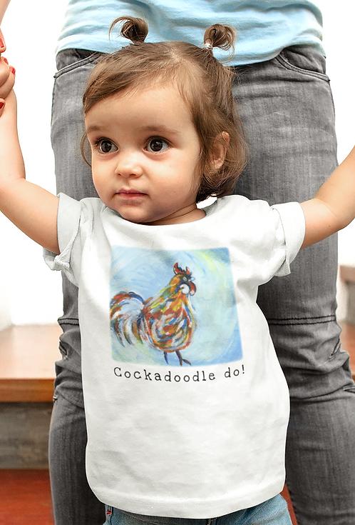 Cockadoodle do! - Toddler Ethical Short Sleeve Tee