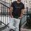 Thumbnail: Just relaxing - Oracle Girl - Unisex organic cotton t-shirt