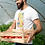 Thumbnail: Grow organic, eat organic, wear organic - Unisex organic cotton t-shirt