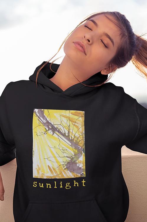 Sunlight - Women's Cruiser Organic Hoodie