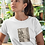 Thumbnail: Ficus elastica - Women's fitted organic cotton tee