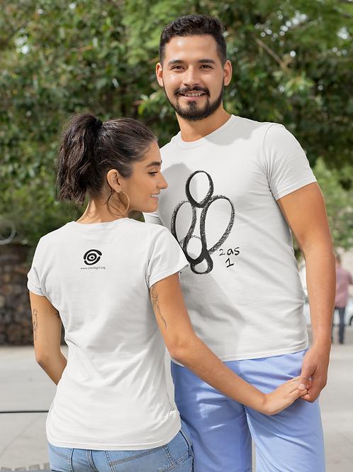 2 as 1 - Oracle Girl - Men's Organic Regular Fit T-shirt