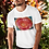 Thumbnail: This is the time of the red sun - Unisex Organic Slim Fit T-Shirt