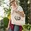Thumbnail: Love - Oracle Girl - Large organic cotton tote bag