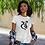 Thumbnail: Indigene - Oracle Girl - Unisex organic cotton t-shirt