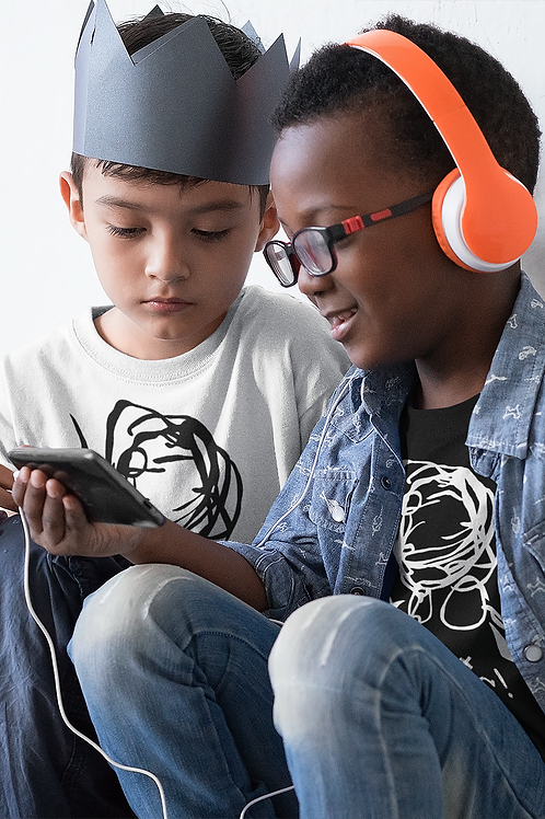 Beats! - Kids Heavy Cotton™ Tee