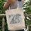 Thumbnail: Physalis alkekengi - Organic cotton Eco Tote Bag