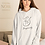 Thumbnail: Beginning - Oracle Girl - Unisex essential eco hoodie
