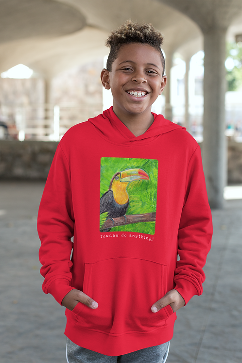 Toucan do anything! - Kids Hoodie