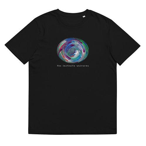 Infinite universe - Unisex organic cotton t-shirt
