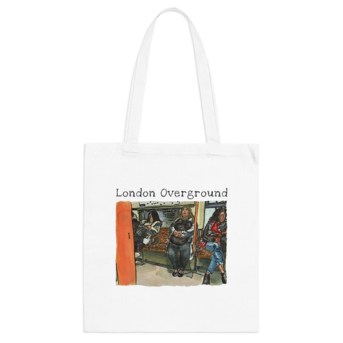London Overground - Tote Bag