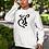 Thumbnail: Indigene - Oracle Girl - Unisex essential eco hoodie