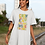 Thumbnail: Grow organic, eat organic, wear organic - Organic cotton t-shirt dress