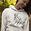 Thumbnail: The power of the land - Oracle Girl - Unisex essential eco hoodie