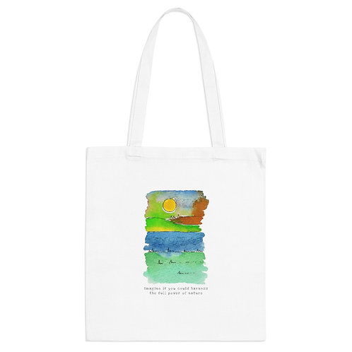 The Full Power of Nature - Tote Bag