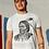 Thumbnail: Sitting Bull - Unisex organic cotton t-shirt
