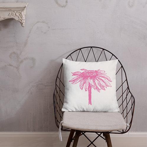 Echinacea - Ethical Premium Scatter Pillow