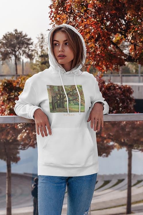 Autumn - Women's Cruiser Organic Hoodie