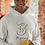 Thumbnail: Beginning - Oracle Girl - Unisex eco pullover hoodie