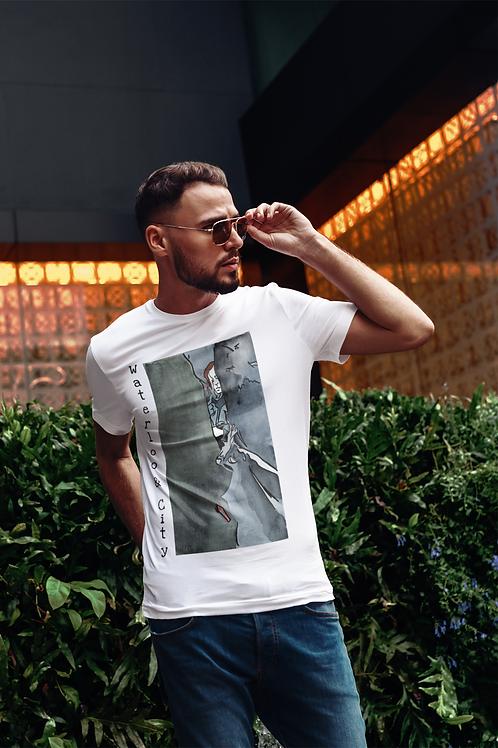 Waterloo & City IV - Men's Organic T-shirt