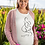 Thumbnail: Pregnancy - Oracle Girl - Women's fitted organic cotton tee
