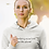 Thumbnail: Embodying more love - Oracle Girl - Unisex eco pullover hoodie